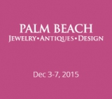 3 - 7 December, Palm Beach Jewelry, Antiques & Design Show