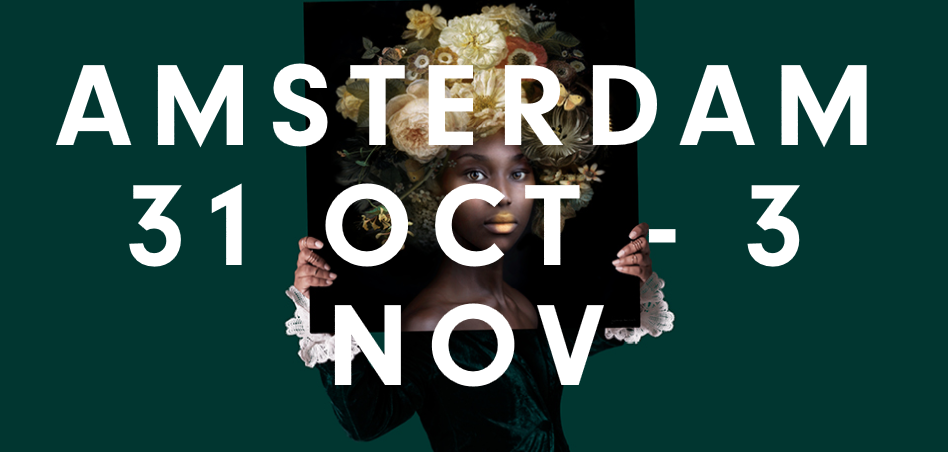 31 October - 3 November 2019, Affordable Art Fair Amsterdam